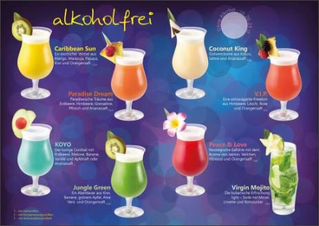 Cocktail Karte.Cocktail Karten Cocktalis Das Cocktail System Für Die Gastronomie